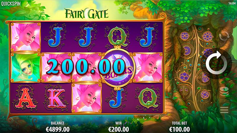 Изображение игрового автомата Fairy Gate 2