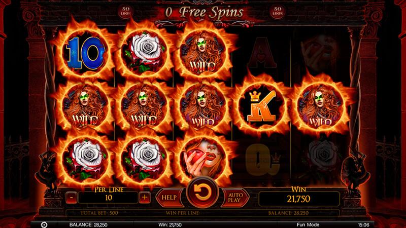 Изображение игрового автомата Lilith's Passion 2