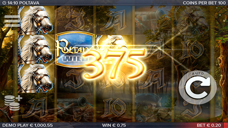 Изображение игрового автомата Poltava 3