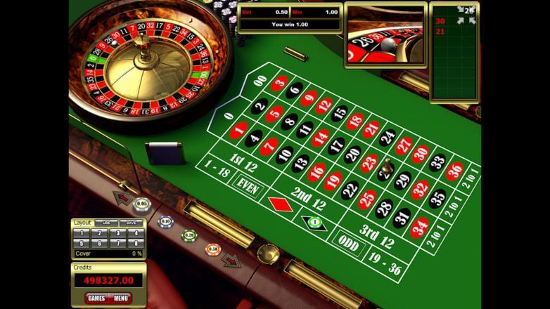 Изображение игрового автомата American Roulette 3